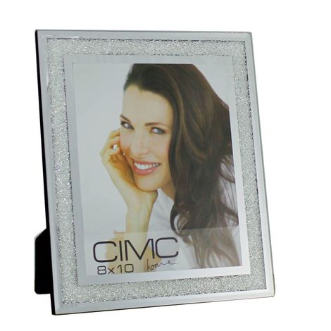 Diamond Crush Large Picture Photo Frame Chic Home Decoration - BLCC3792