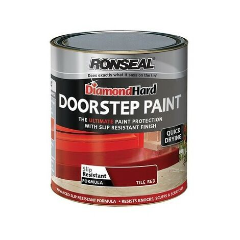Diamond Hard Doorstep Paint