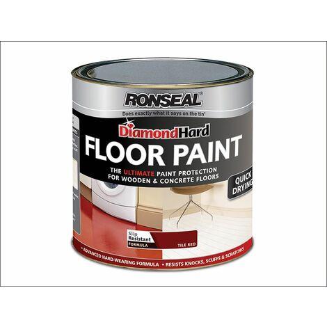 Diamond Hard Floor Paint