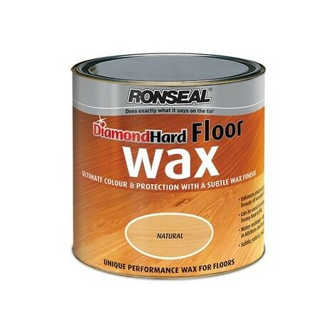 Diamond Hard Floor Wax