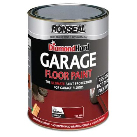 Diamond Hard Garage Floor Paint