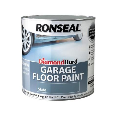 Diamond Hard Garage Floor Paint