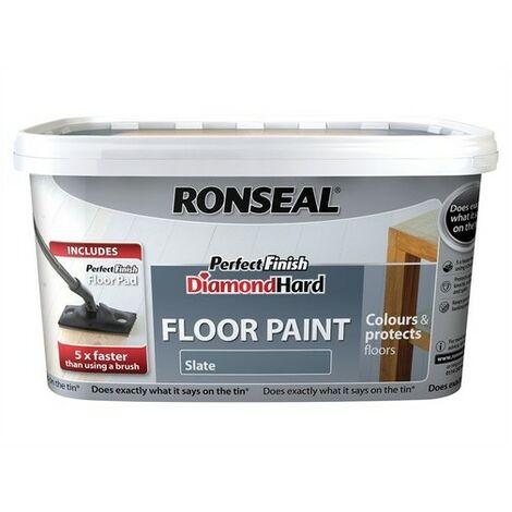 Diamond Hard Perfect Finish Floor Paint