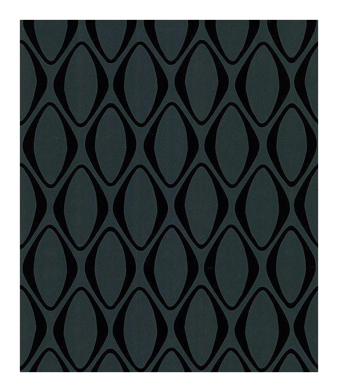Image of Diamond Wallpaper Modern Washable Vinyl Embossed - Exclusive Wallcoverings