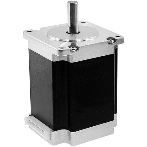 Diam¨¨tre d'arbre de moteur pas ¨¤ pas Aibecy Nema 23 avec accessoires d'imprimante 3D de fil de plomb de moteur de 30 cm