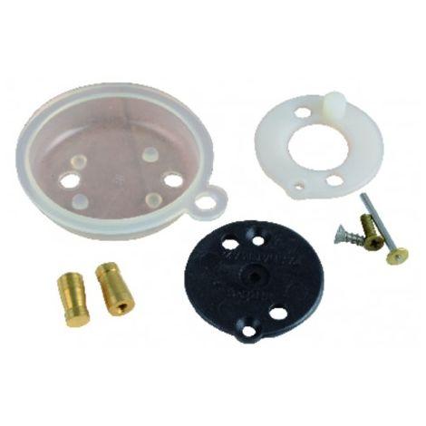 Diaphragm and disc - SAUNIER DUVAL : 05917200