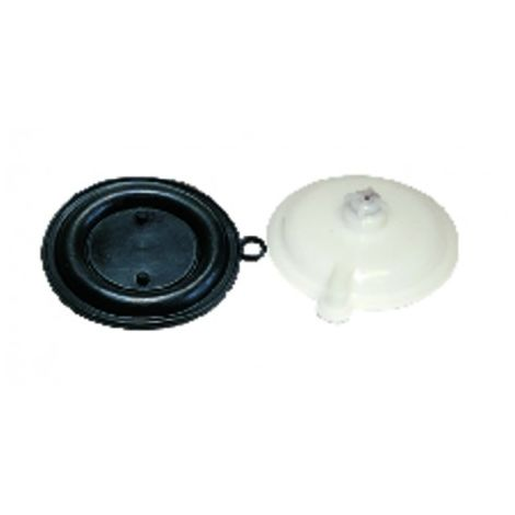 Diaphragm arch kit (X 10) - DIFF for Saunier Duval : 05457000