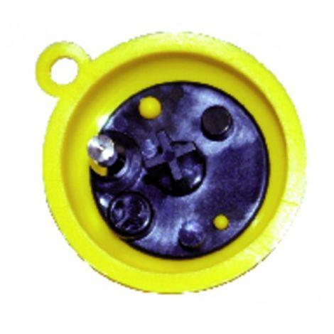 Diaphragm LM10PV - DIFF for ELM Leblanc : 87005030660