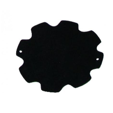 Diaphragm (X 5) - DIFF for Vaillant : 010001