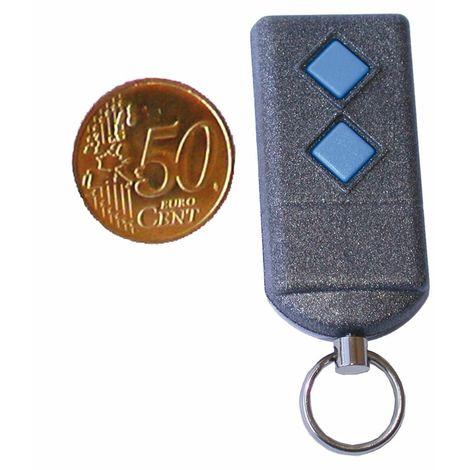 Dickert Micro-Handsender, 2-Kanal, 868 MHz S5-868A2K00