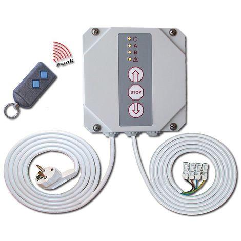 Dickert Rolltorsteuerung mit Funk, 868 MHz SET RTS-16-SET-S5