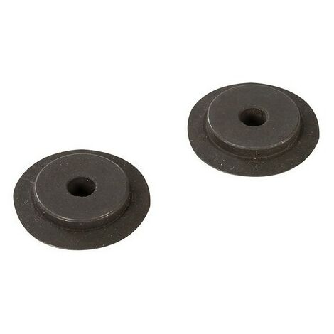 Dickie Dyer 496476 Spare Cutter Wheels for Rotary Pipe Cutters Pack of 2 Spare Wheels 15 & 22mm - 11.203