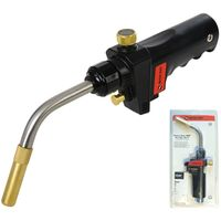 Dickie Dyer Piezo Ignition Pro Blow Torch Plumbers Soldering Map Propane Gas