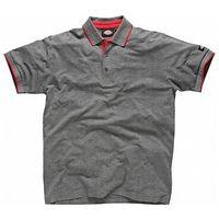 Dickies Anvil Polo Shirt Grey (Sizes S-XXXL)
