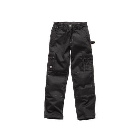 Dickies INDUSTRY300 Bundhose IN30030 schwarz//schwarz Arbeitshose Berufshose