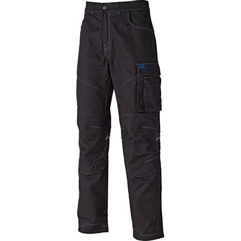 Click Grey Jogging Bottoms with Knee Pad Pockets Work Trousers Pants Comfortable