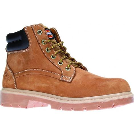 Dickies - Chaussure de sécurité montante Donegal S1P SRA