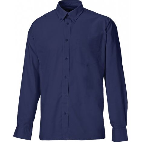 Dickies - Chemise manches longues Oxford