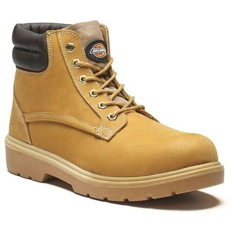 b70d66aef7e Dickies Donegal Safety Work Boots Tan Honey (Sizes 3-12)