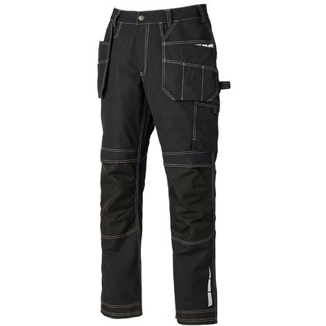 Dickies Eisenhower Extreme Work Trousers Black (Various Sizes) Men's Worker