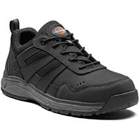 Dickies Emerson Safety Work Trainer Shoes Black (Sizes 6-14)