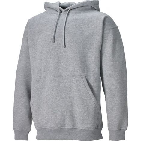 be4b581cfcff18 Dickies Hooded Sweatshirt Jumper Grey - L - SH11300/GYM/L