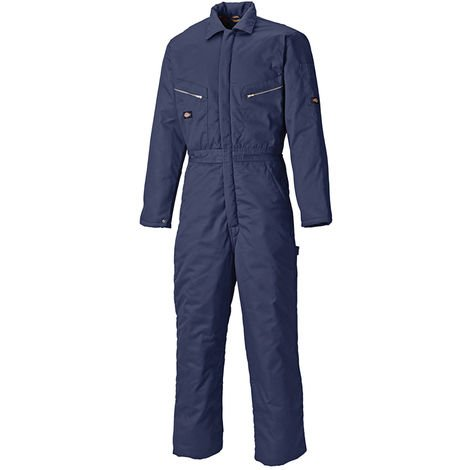 Dickies Mens Lined Workwear Coverall