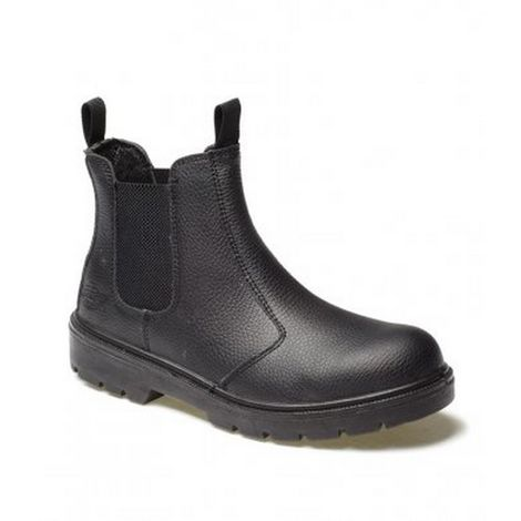 Dickies Mens S1P Dealer Slip On Safety Boots