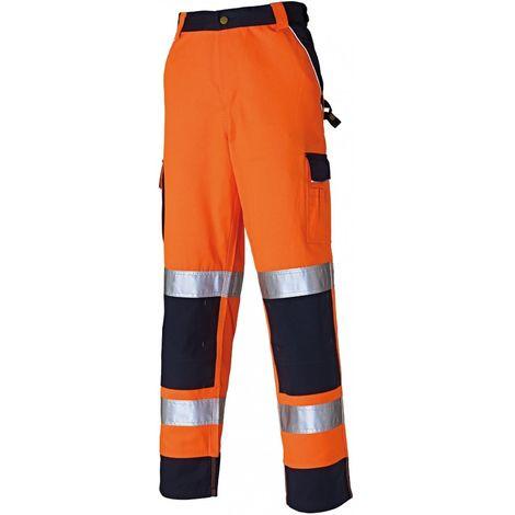 Dickies - Pantalon haute visibilité Industry