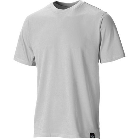 647b2178 Dickies Plain Cotton T-Shirt Slate Grey - XXXL - SH34225/SL/3XL