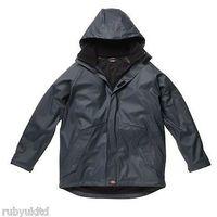 Dickies Raintite Waterproof Hiking Jacket Navy (Sizes S-XXXL)