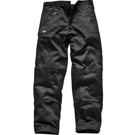 Dickies Redhawk Action Multi-Pocket Work Trousers Black (Various Sizes)