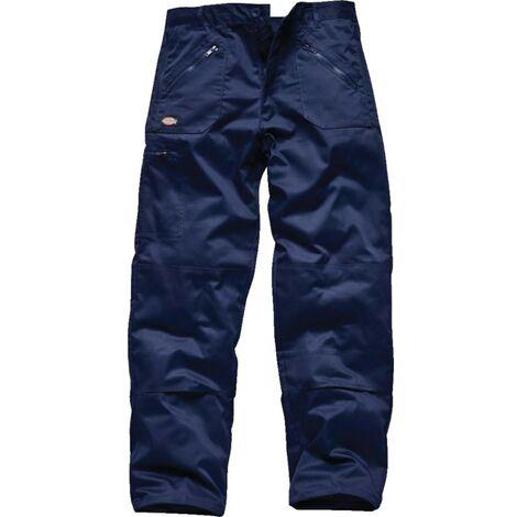 Dickies Redhawk Action Multi-Pocket Work Trousers Navy (Various Sizes)