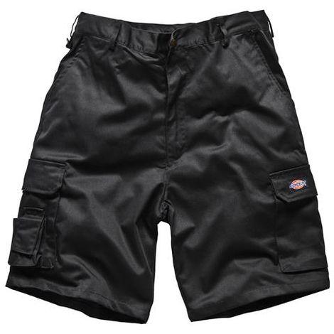 Dickies Redhawk Cargo Work Shorts Black (Various Sizes)