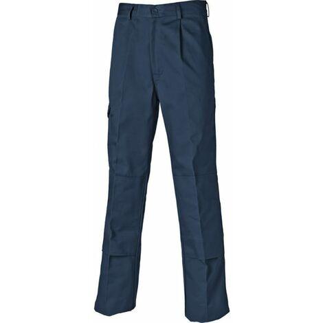 Dickies Redhawk Super Work Trousers Navy (Various Sizes) Men's Worker Pants