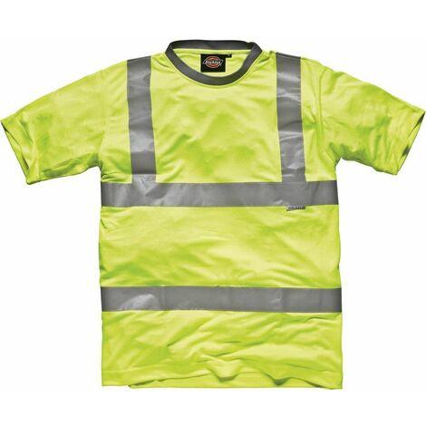 Dickies - T-shirt haute visibilité