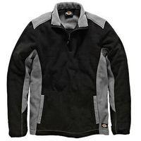 Dickies Two Tone Micro Fleece Grey & Black (Sizes S-XXXL)