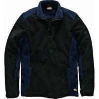 Dickies Two Tone Micro Fleece Navy & Black (Sizes S-XXXL)