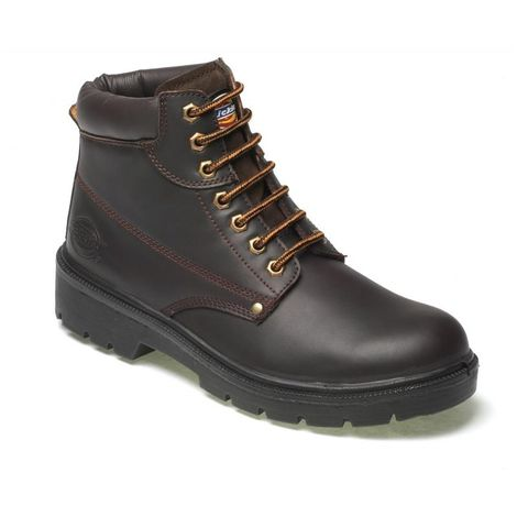Dickies Unisex Antrim Super Steel Toe-cap Safety Boot / Footwear