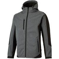 Dickies Wakefield Reflective Waterproof Work Jacket Grey & Black (Sizes S-XXXXL)