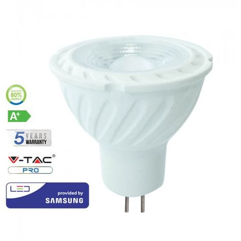 Dicroica LED Samsung MR16 6.5W 38° V-TAC PRO