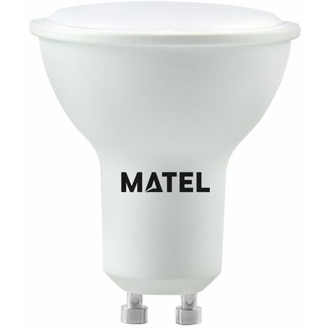 Dicroica Led SMD 5W GU10 500Lm Matel