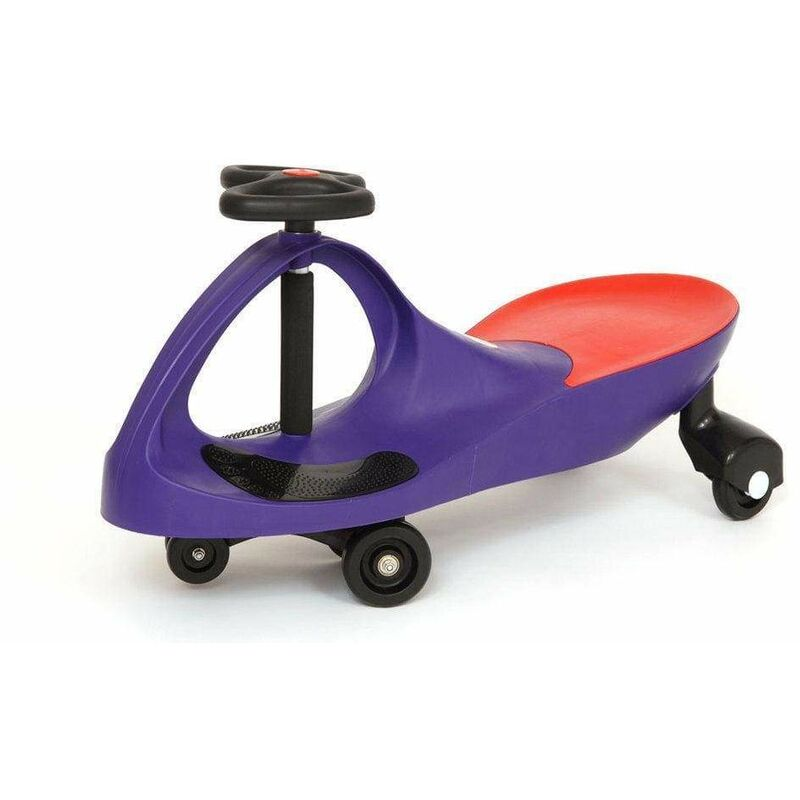 Image of Diddicar - Plum Purple Child's Ride On - BIGJIGS