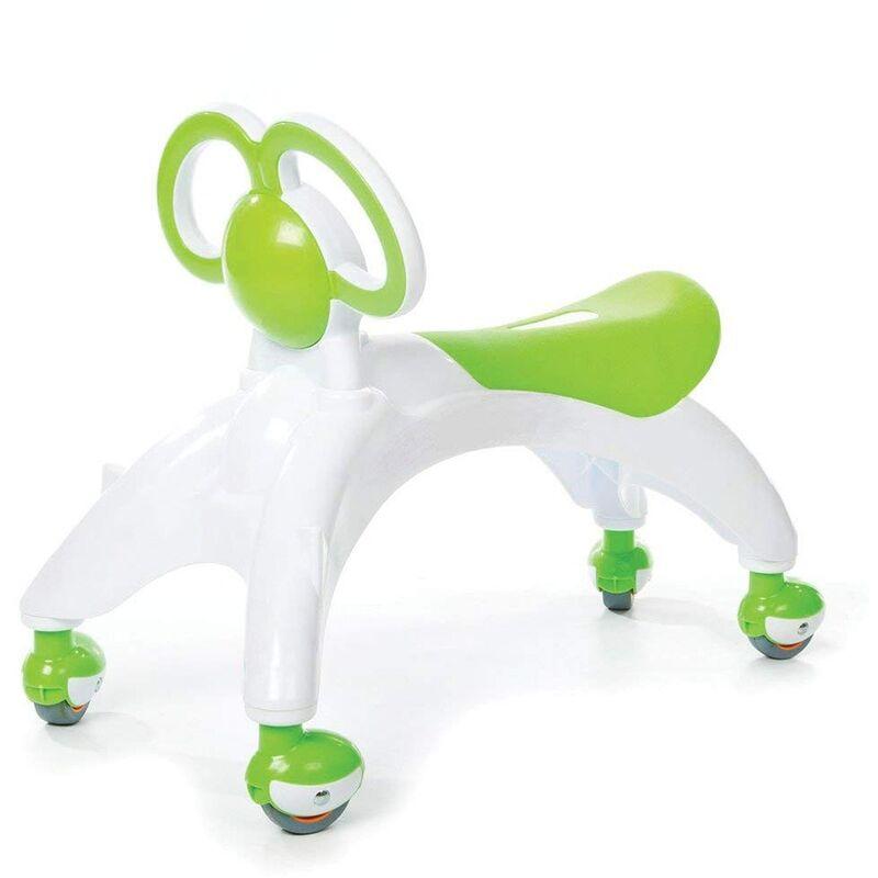 Image of Walk 'n' Ride (Green) - Didicar
