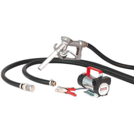 Diesel/Fluid Transfer Pump Portable 24V