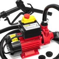 Dieselpumpe für Öl und Dieselkraftstoffe - 370W und 2400L/h!