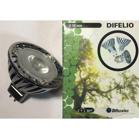 Difelio DECO DLIOAA001WAA-CV bulb LED GU5.3 1.8W 11-18v 38