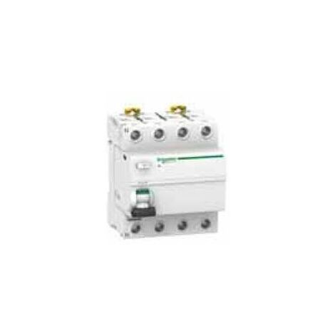 Diferencial SCHNEIDER A9R81440 4polos 40 Amps. 30 mA