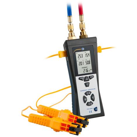 Differential Pressure Meter PCE-HVAC 4