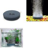 Diffuseur d'air Plaque ronde 8 cm pour bassins de jardins et étangs